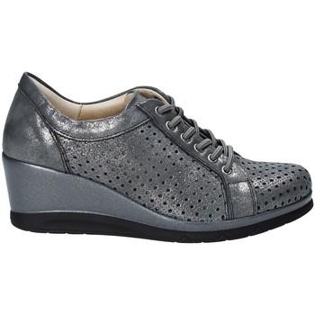 Cipők Női Rövid szárú edzőcipők Pitillos 5523 Szürke
