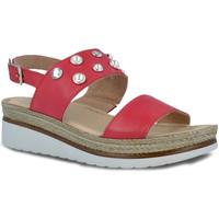 Cipők Női Szandálok / Saruk Pitillos 5653 Piros