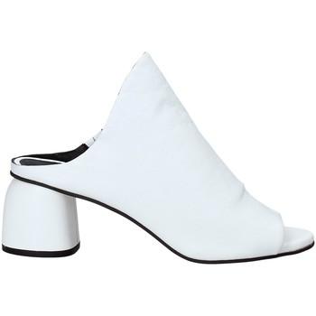Cipők Női Gyékény talpú cipők Elvio Zanon EJ5804X.D Fehér