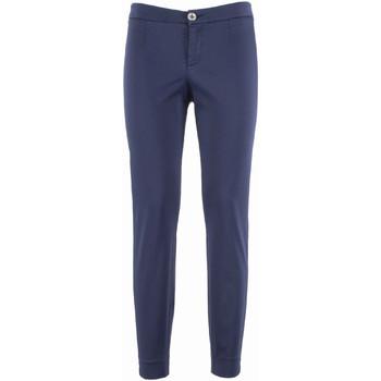 Ruhák Női Chino nadrágok / Carrot nadrágok Nero Giardini P960510D Kék
