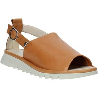 Cipők Női Szandálok / Saruk Valleverde 41151 Barna