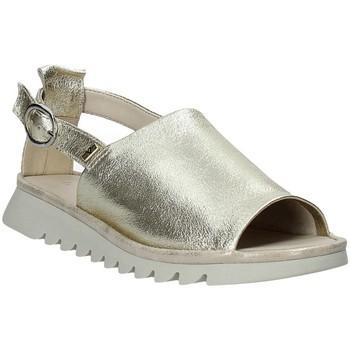 Cipők Női Szandálok / Saruk Valleverde 41152 Sárga