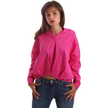 Ruhák Női Ingek / Blúzok Byblos Blu 2WR0004 TE0014 Rózsaszín