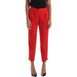 Ruhák Női Chino nadrágok / Carrot nadrágok Byblos Blu 2WP0002 TE0012 Piros