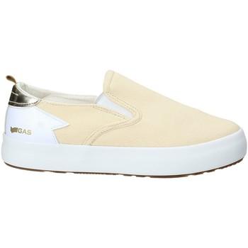 Cipők Női Belebújós cipők Gas GAW910105 Bézs
