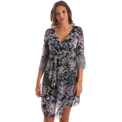 Ruhák Női Rövid ruhák Smash S1984413 Fekete