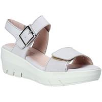 Cipők Női Szandálok / Saruk Grunland SA1881 Fehér