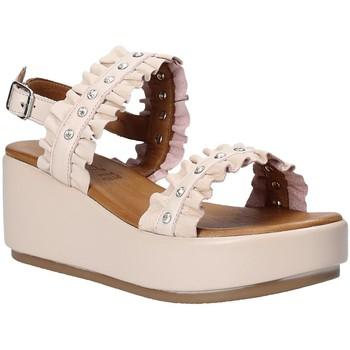 Cipők Női Szandálok / Saruk Grunland SA2301 Rózsaszín