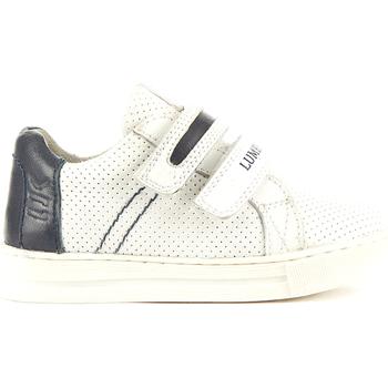 Cipők Gyerek Rövid szárú edzőcipők Lumberjack SB22405 004 P16 Fehér