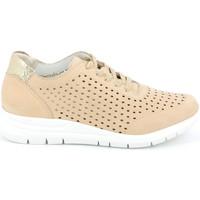Cipők Női Rövid szárú edzőcipők Grunland SC4440 Rózsaszín
