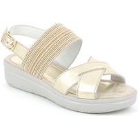 Cipők Női Szandálok / Saruk Grunland SA1872 Arany