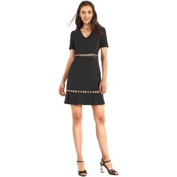 Ruhák Női Rövid ruhák Gaudi 911FD15006 Fekete