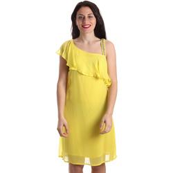 Ruhák Női Rövid ruhák Gaudi 911FD15011 Sárga