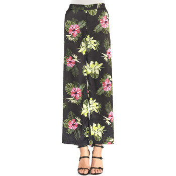Ruhák Női Lenge nadrágok Gaudi 911FD25018 Fekete