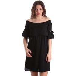 Ruhák Női Rövid ruhák Gaudi 911BD15015 Fekete