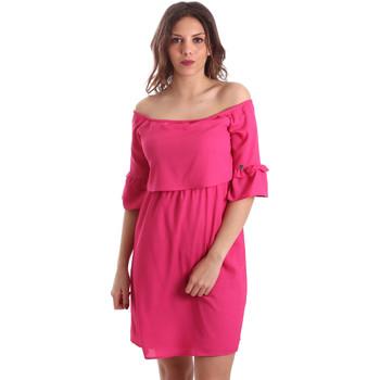 Ruhák Női Rövid ruhák Gaudi 911BD15015 Rózsaszín