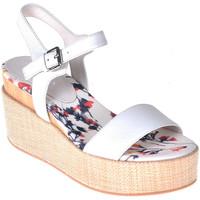 Cipők Női Szandálok / Saruk Lumberjack SW40006 001 B01 Fehér
