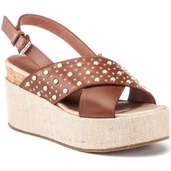 Cipők Női Szandálok / Saruk Lumberjack SW40006 006 Q12 Barna