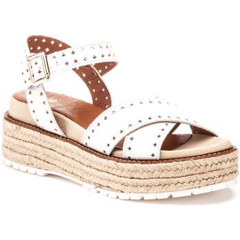Cipők Női Szandálok / Saruk Lumberjack SW43706 004 B01 Fehér