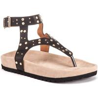 Cipők Női Szandálok / Saruk Lumberjack SW57506 002 Q12 Fekete