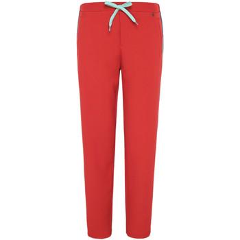 Ruhák Női Futónadrágok / Melegítők Pepe jeans PL211284 Piros