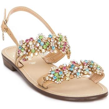 Cipők Női Szandálok / Saruk Gold&gold A19 GL306 Barna