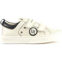 Cipők Gyerek Rövid szárú edzőcipők Lumberjack SB28705 012 P15 Fehér