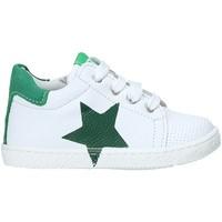 Cipők Gyerek Rövid szárú edzőcipők Melania ME0902A9E.A Zöld