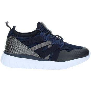 Cipők Gyerek Rövid szárú edzőcipők Fred Mello S19-SFK133 Kék