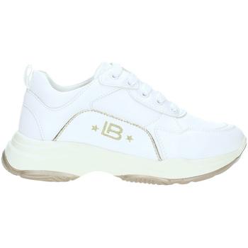 Cipők Gyerek Rövid szárú edzőcipők Laura Biagiotti 5181A Fehér