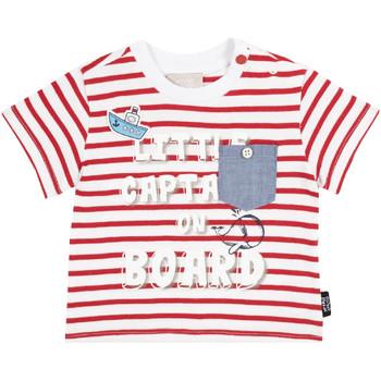 Ruhák Gyerek Hosszú ujjú pólók Chicco 09006680000000 Piros