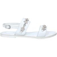 Cipők Lány Szandálok / Saruk Holalà HT0022L Fehér