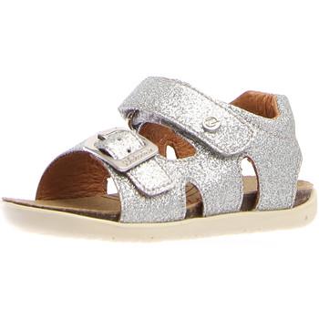 Cipők Lány Szandálok / Saruk Naturino 1500763-04-0Q04 Ezüst
