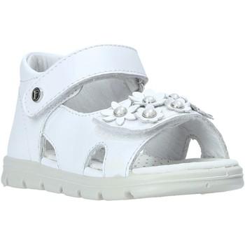 Cipők Lány Szandálok / Saruk Falcotto 1500774-01-0N01 Fehér