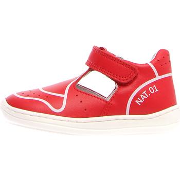 Cipők Gyerek Szandálok / Saruk Naturino 2013464-01-0H05 Piros