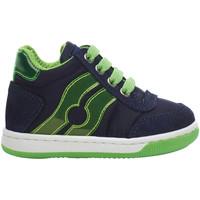 Cipők Gyerek Magas szárú edzőcipők Falcotto 2013553-02-1C38 Kék