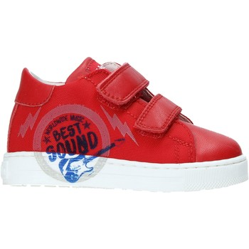 Cipők Gyerek Rövid szárú edzőcipők Falcotto 2013622-01-1H02 Piros