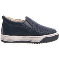 Cipők Gyerek Belebújós cipők Naturino 2013784-61-0C02 Kék