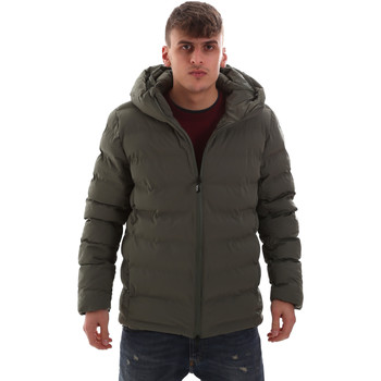 Ruhák Férfi Steppelt kabátok U.S Polo Assn. 54045 52417 Zöld
