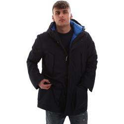 Ruhák Férfi Parka kabátok U.S Polo Assn. 52338 52555 Kék