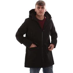 Ruhák Férfi Kabátok U.S Polo Assn. 52336 52251 Fekete