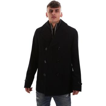 Ruhák Férfi Kabátok Navigare NV62017 Kék