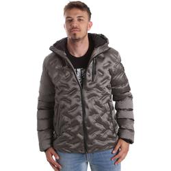 Ruhák Férfi Steppelt kabátok Gaudi 921FU35007 Szürke