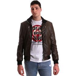 Ruhák Férfi Bőrkabátok / műbőr kabátok Gaudi 921BU38001 Barna