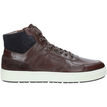 Cipők Férfi Magas szárú edzőcipők Nero Giardini A901260U Barna