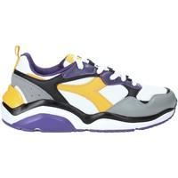 Cipők Férfi Rövid szárú edzőcipők Diadora 501.174340 Fehér