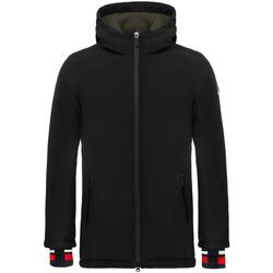 Ruhák Férfi Melegítő kabátok Invicta 4432341/U Fekete
