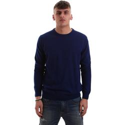 Ruhák Férfi Pulóverek Navigare NV10260 30 Kék