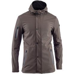 Ruhák Férfi Parka kabátok Lumberjack CM50221 002 404 Zöld