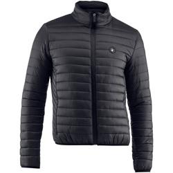 Ruhák Férfi Steppelt kabátok Lumberjack CM37822 005 407 Fekete